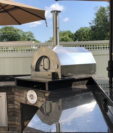 Platinum Plus Wood Fired Oven